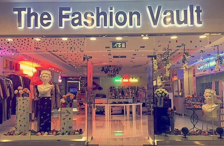 Fashion Vault Sunset Mall