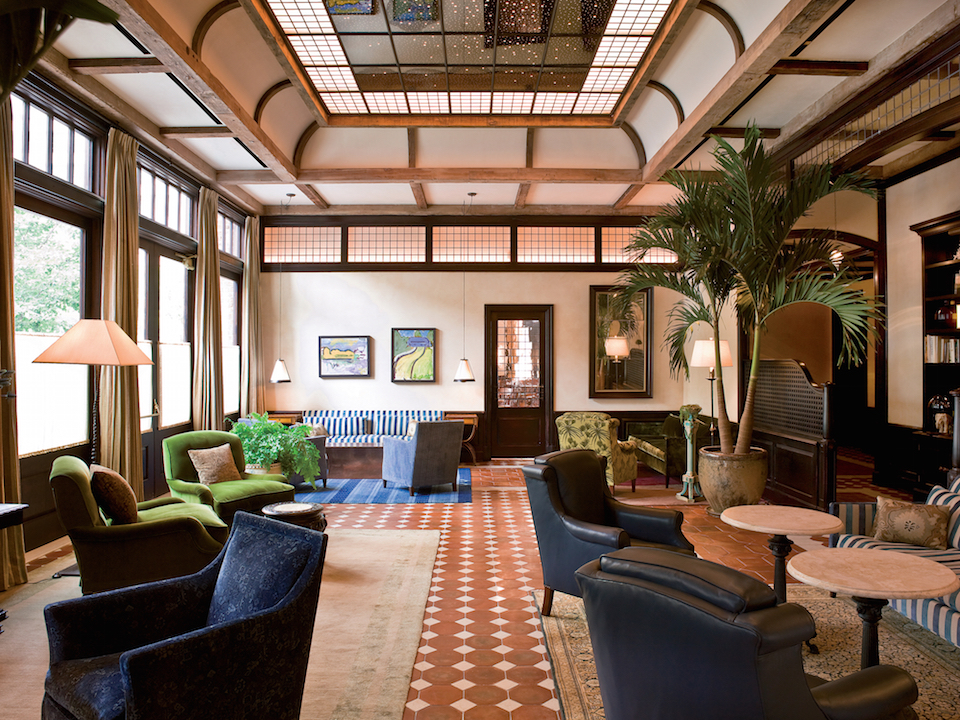 A Review of The Greenwich Hotel, New York's Coolest Urban Sanctuary