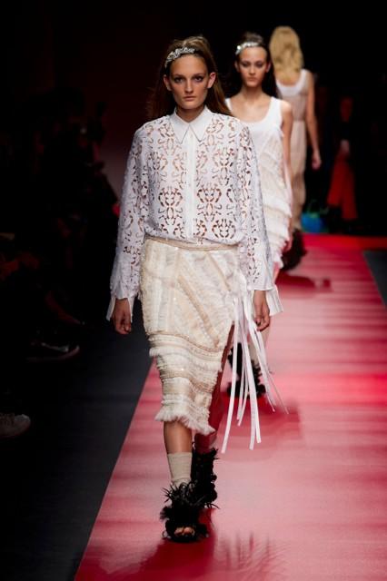 Milan Fashion Week Coverage Savoir Flair Male Models Picture