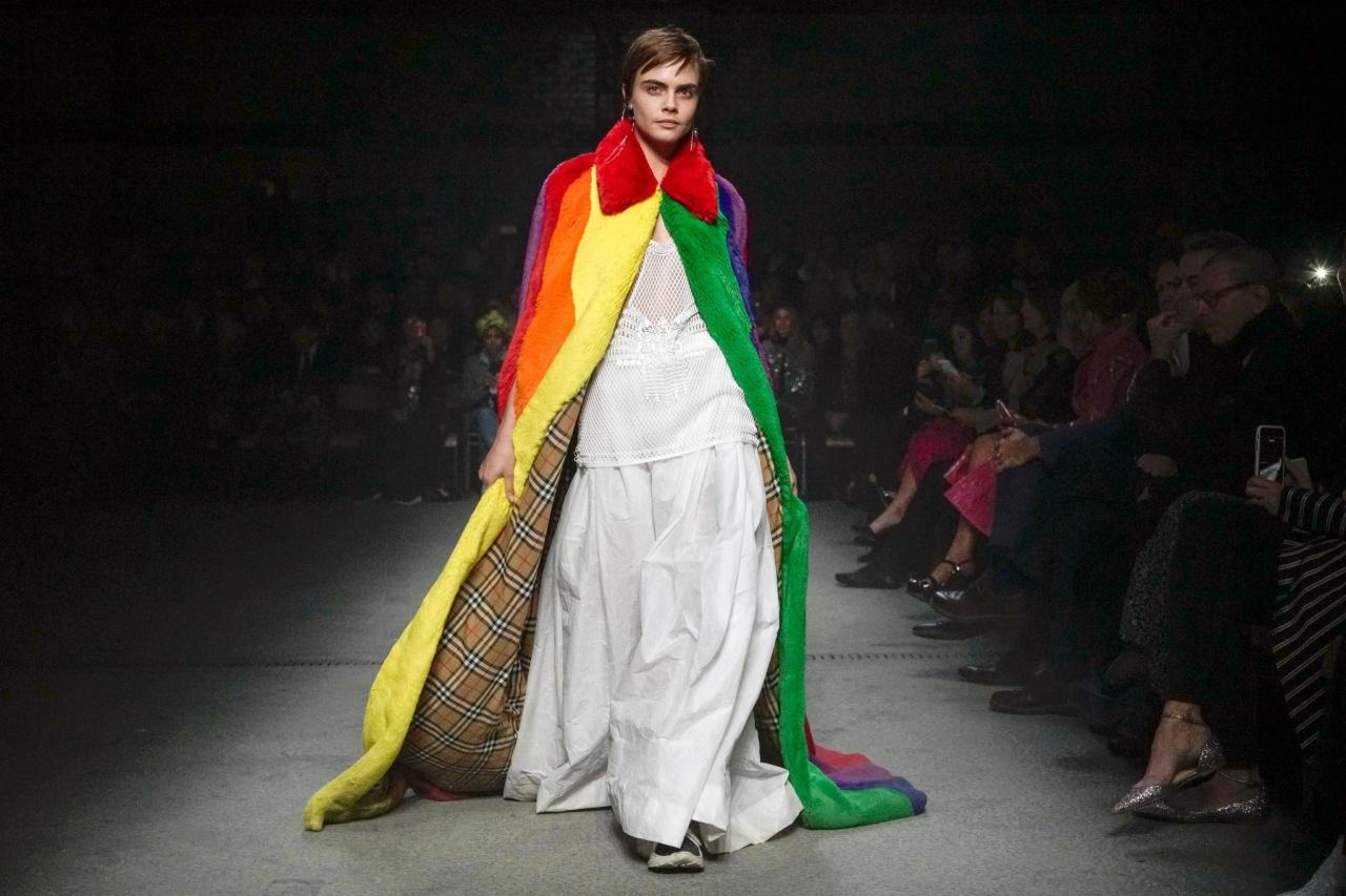 Fashion london week spring hits misses part