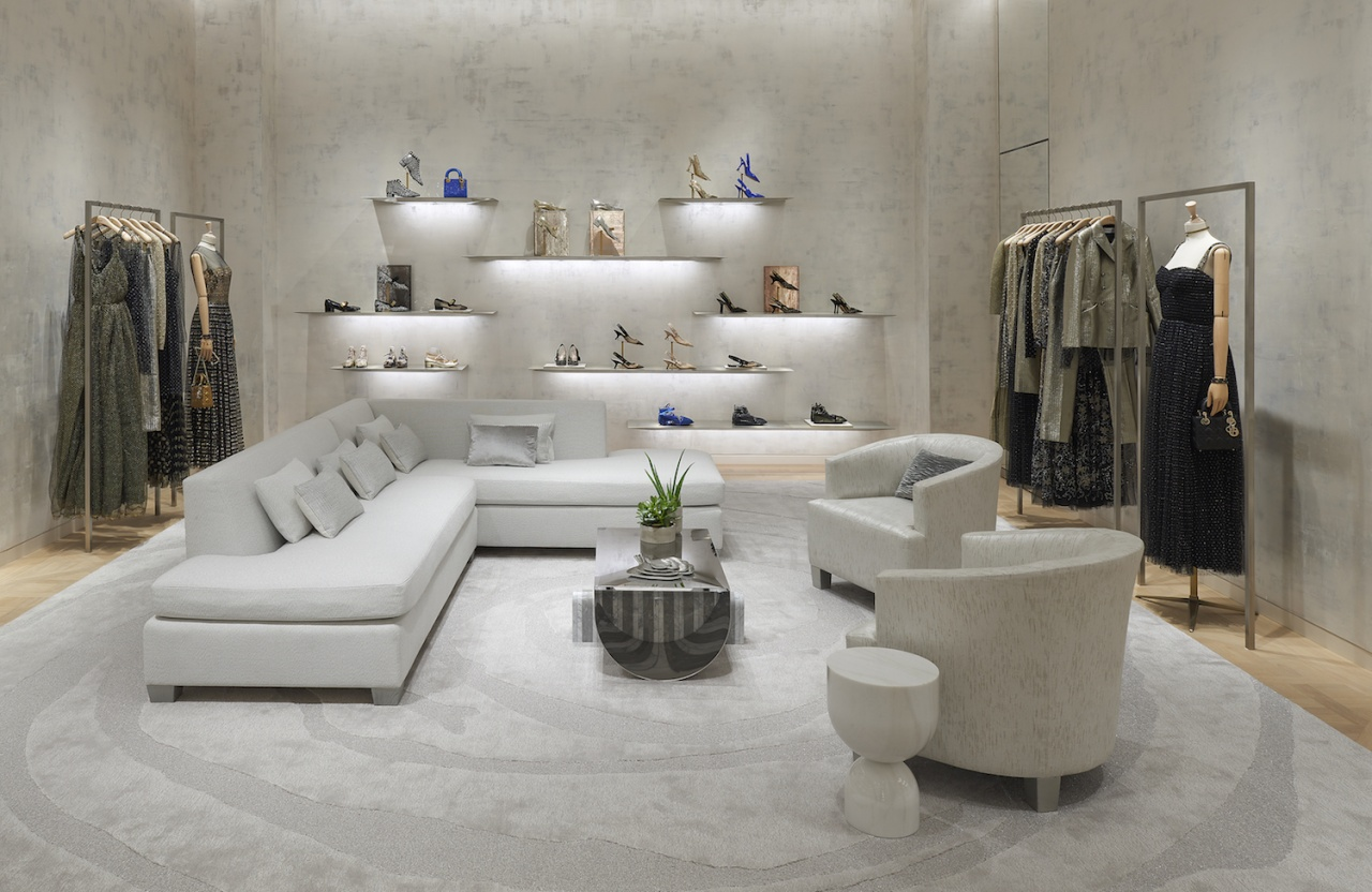 Dior Celebrates New Boutique Opening in The Dubai Mall - Savoir Flair 3d9f5b51cd3