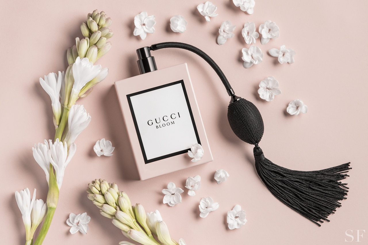 a743ead5da4 Introducing the Newly Reimagined Gucci  Bloom  Bottle - Savoir Flair