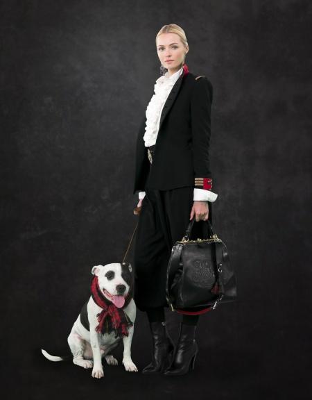 13c9fe0520 Video Exclusive  The Dog Walk Initiative by Ralph Lauren