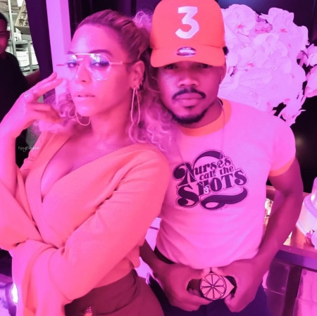 0b769a96e68c Instagram Roundup  Beyonce s 35th Birthday Party - Savoir Flair