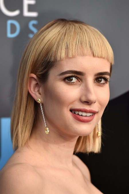 Celeb Inspiration To Get The Best Bangs For Your Face Shape Savoir