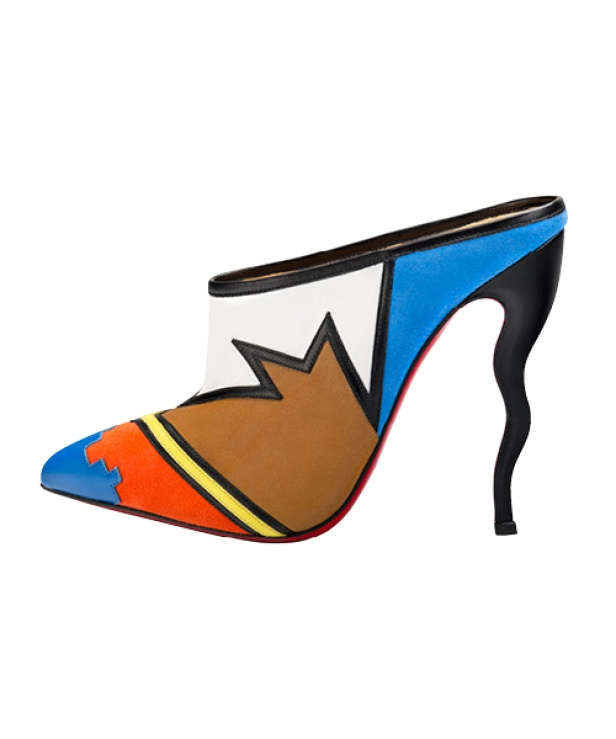 dd0b8571409f Christian Louboutin Spring Summer 2015 Accessories Collection ...