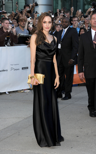 Style Watch: Angelina Jolie, Leighton Meester, and more