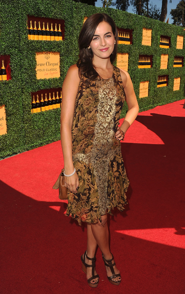 Style Watch: Camilla Belle, Sarah Jessica Parker, and more