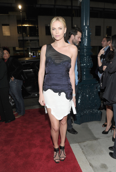 Style Watch: Charlize Theron, Scarlett Johansson, and more