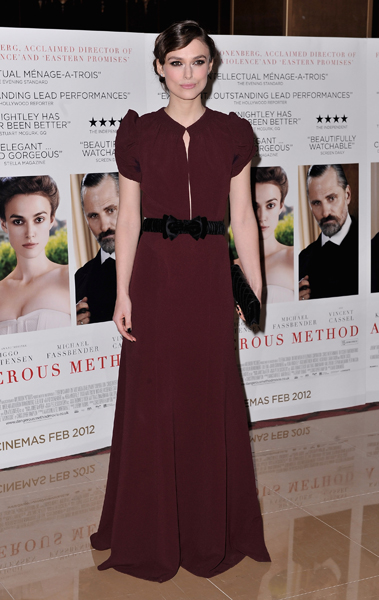Style Watch: Keira Knightley, Rachel McAdams, and more