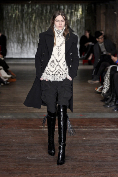 New York Fashion Week Coverage: Altuzarra Fall 2012 Collection