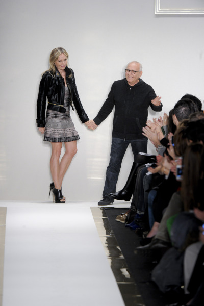 New York Fashion Week Coverage: Hervé Léger by Max Azria Fall 2012 Collection