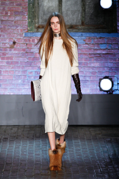 New York Fashion Week Coverage: Yigal Azrouel Fall 2012 Collection