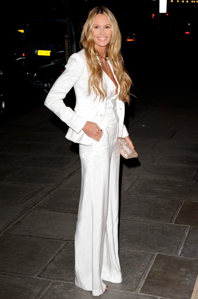 Style Watch: Elle Macpherson, Megan Fox, and more