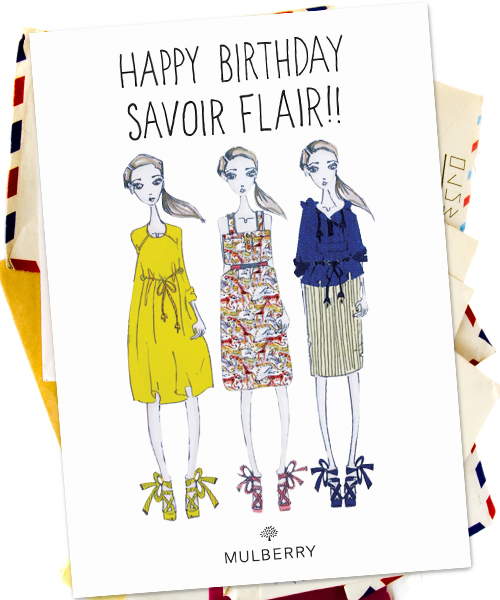Savoir Flair Turns 3
