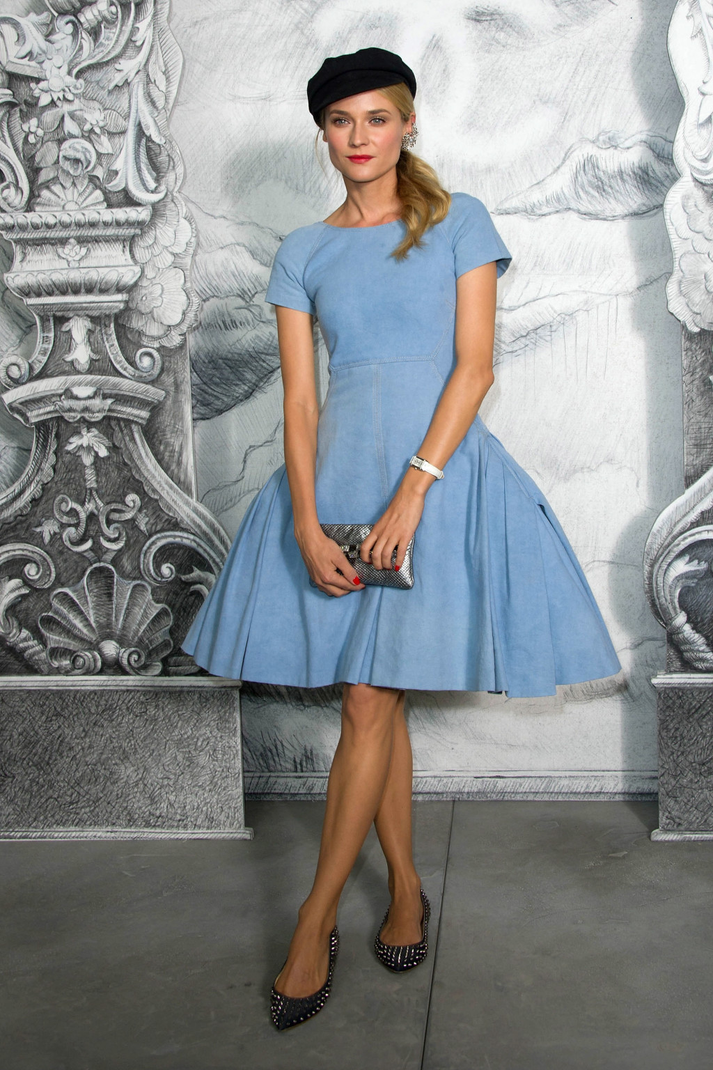 Style Watch: Fall 2012 Paris Haute Couture Week