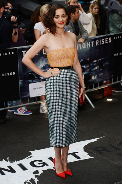 Marion Cotillard's Most Memorable Red Carpet Looks