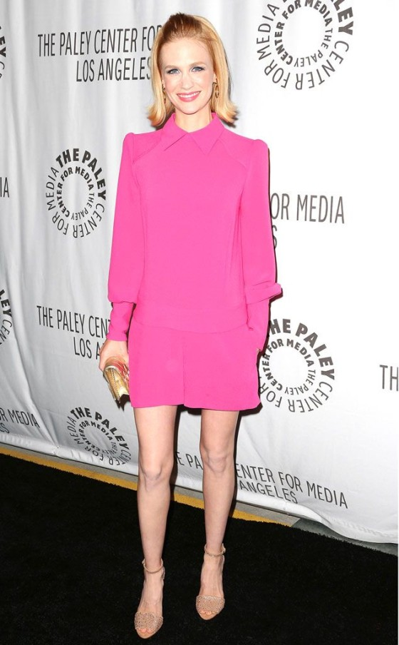 January Jones Latest News, Pictures, and Videos