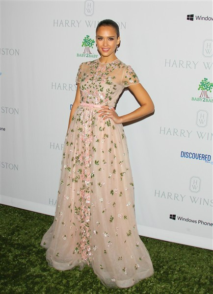 Style Watch: Jessica Alba, Rachel Zoe, and More