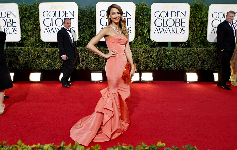 Style Watch: Best Dressed at the 70th Golden Globe Awards
