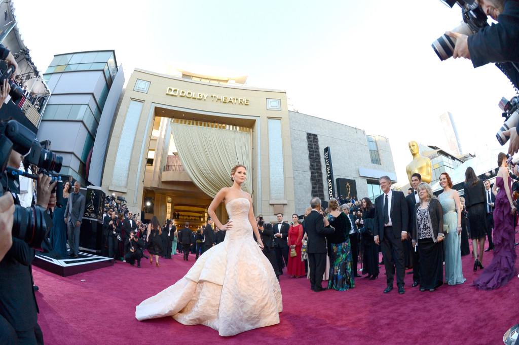 Style Watch: Best Dressed at the 2013 Oscars