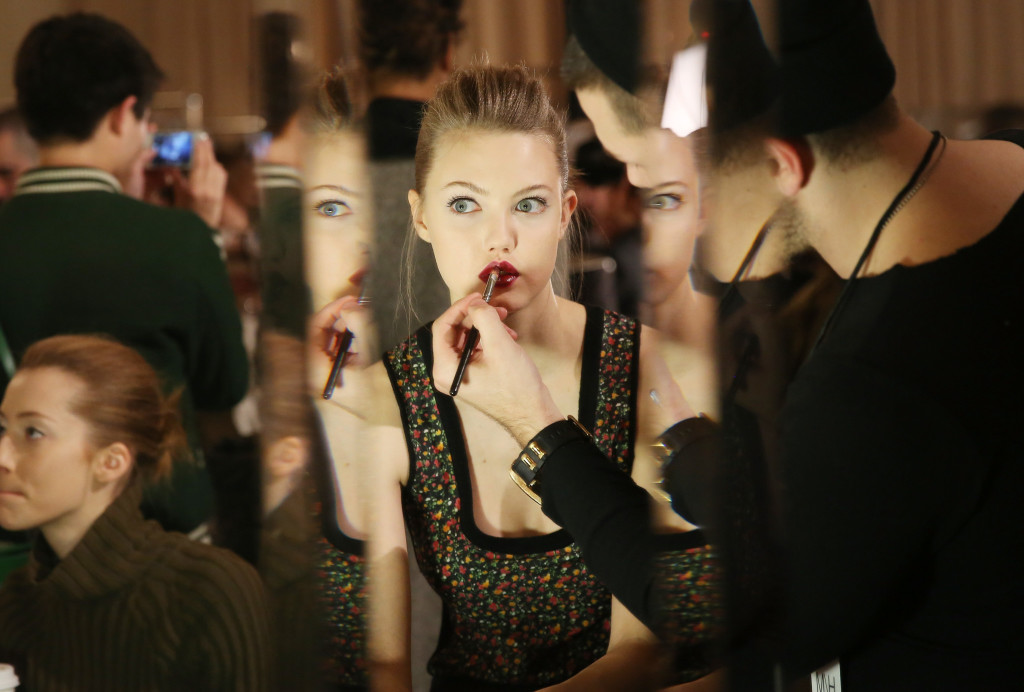 Backstage Pass: New York Fashion Week Fall 2013