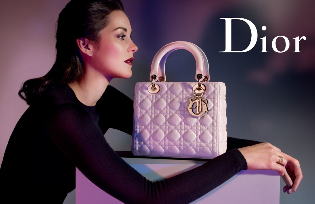 Behind the Scenes: Lady Dior's Shadow & Light Campaign