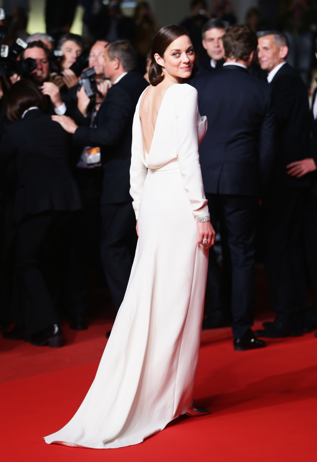 Style Watch: Bianca Balti, Marion Cotillard, and more