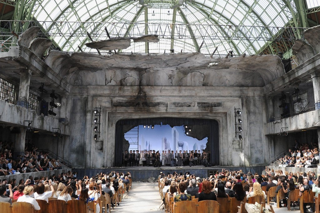 Video Exclusive: Chanel Fall 2013 Couture