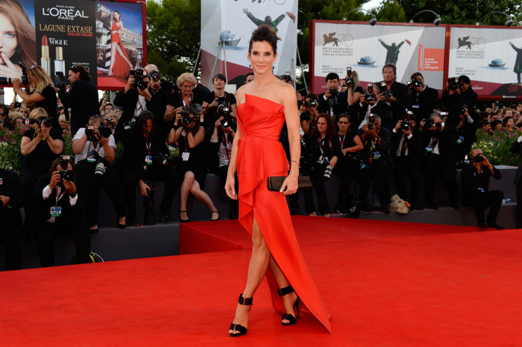 Style Watch: Sandra Bullock, Carey Mulligan, and more