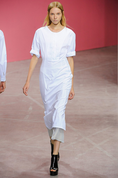 New York Fashion Week Coverage: Theyskens' Theory Spring 2014 Collection