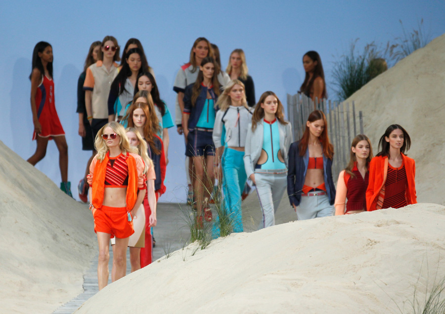 Tommy Hilfiger Spring 2014 Collection