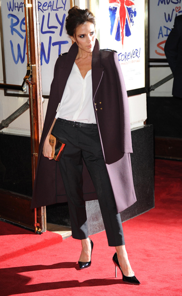 Victoria Beckham's Most Memorable Red Carpet Looks