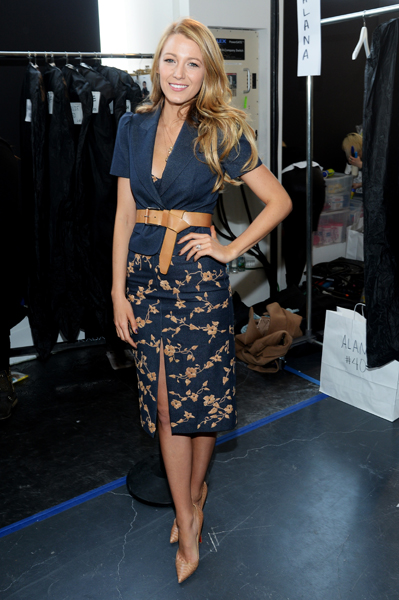 Style Watch: Blake Lively, Lupita Nyong'o, and More