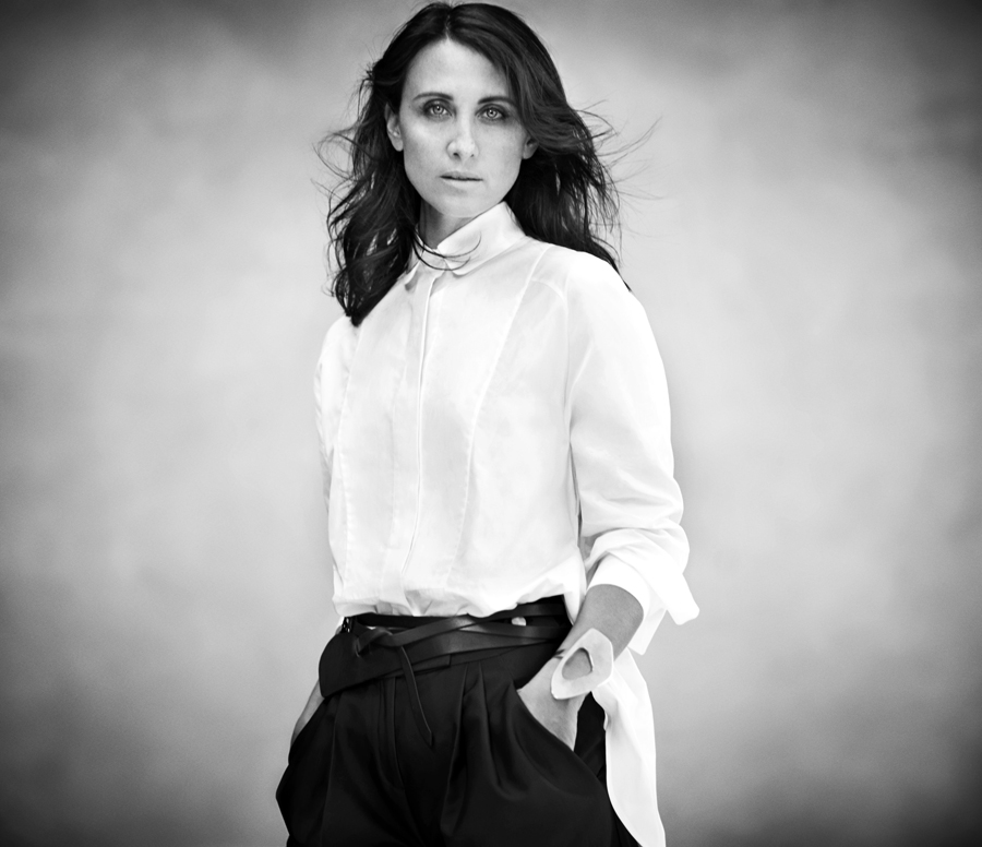 Alessandra Facchinetti portrait Photo by Boo George - Streeters London for Tod's