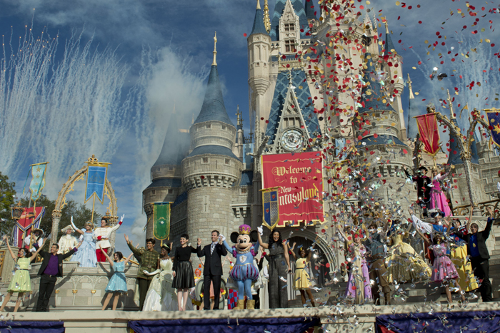 Postcard from Disney World: Inside The Most Magical Place on Earth