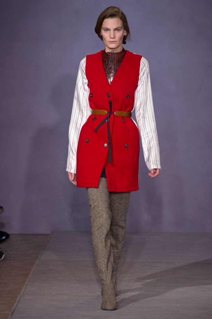 Paris Fashion Week Coverage: Maison Martin Margiela Fall 2014 Collection