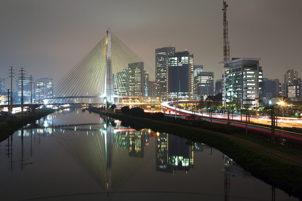 Sleepless in Sao Paulo: Noor Tehini's Travel Photo Diary