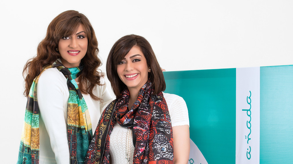 5 Minutes with Annada: A Conversation with the Sister Duo Blending Middle Eastern Art and Fashion