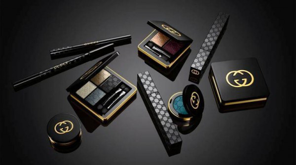Gucci Makeup Collection 2014 flat lay