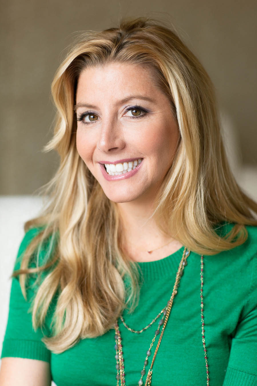 Business Class with Sara Blakely