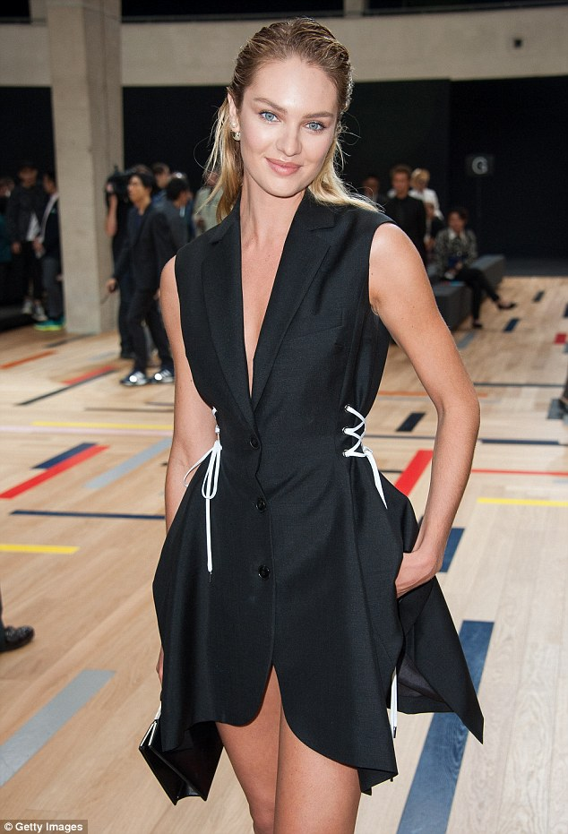 Supermodel Secrets: Candice Swanepoel On Her Workout Routine and Healthy Lifestyle