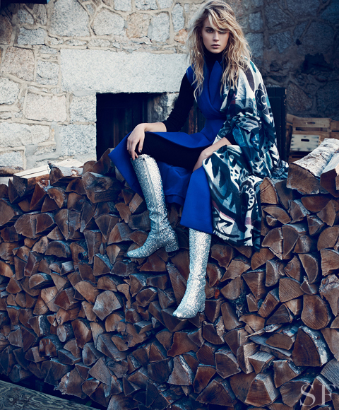 Fall 2014 Fashion Shoot: Where the Wild Things Are