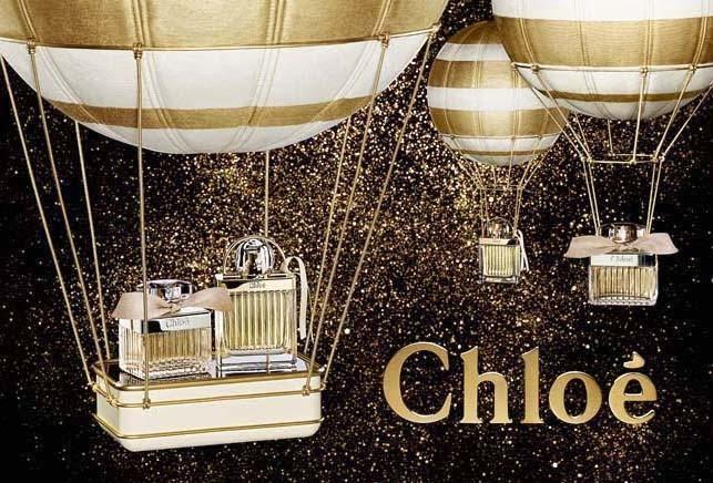 See the Worldwide Exclusive of Chloé's New Christmas Campaign