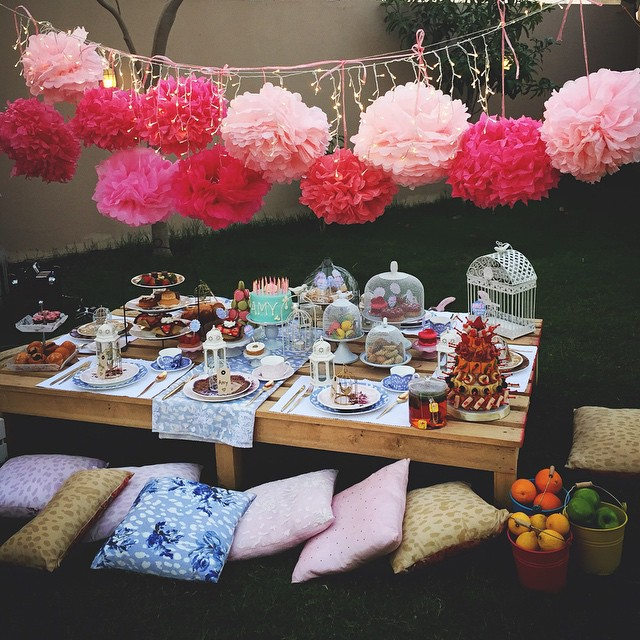 How to Throw a Picture-Perfect Garden Party