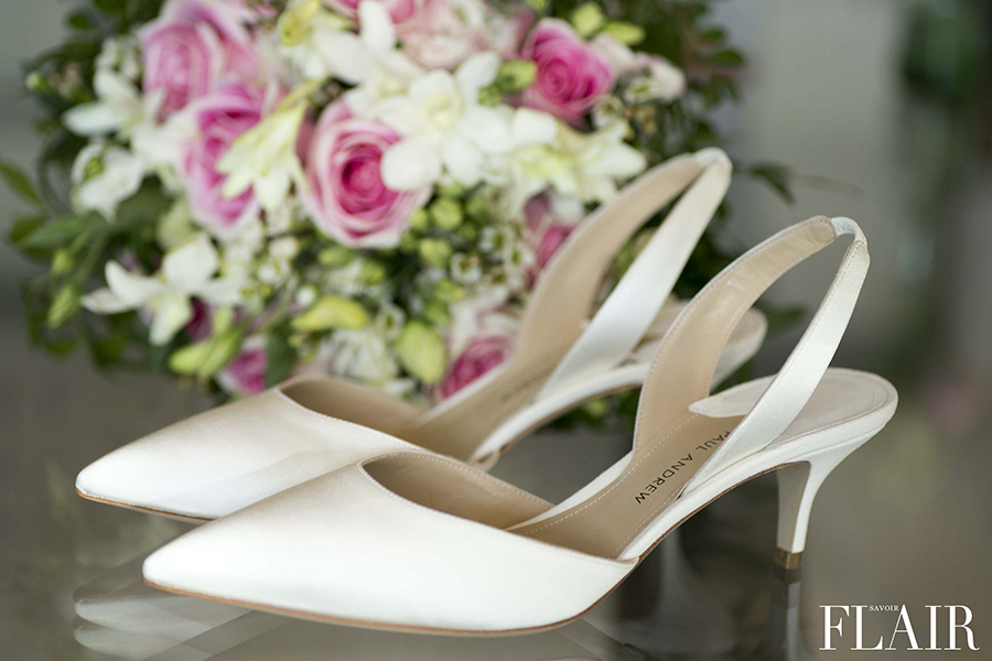 Exclusive: Level Shoe District Launches Its First-Ever Bridal Collection