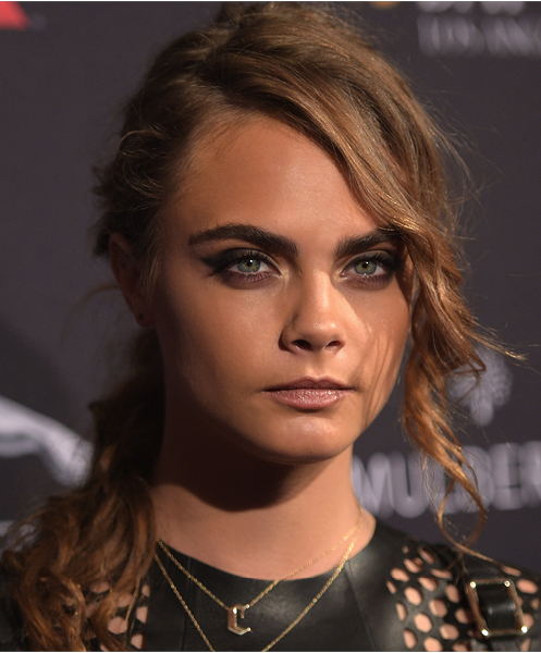 The Brow Factor: How to Get Cara Delevingne and Jessica Kahawaty's Eyebrows