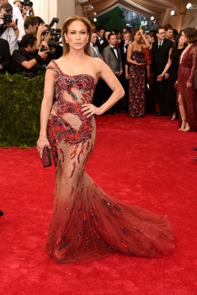 The Best-Dressed Celebrities at the Met Gala 2015