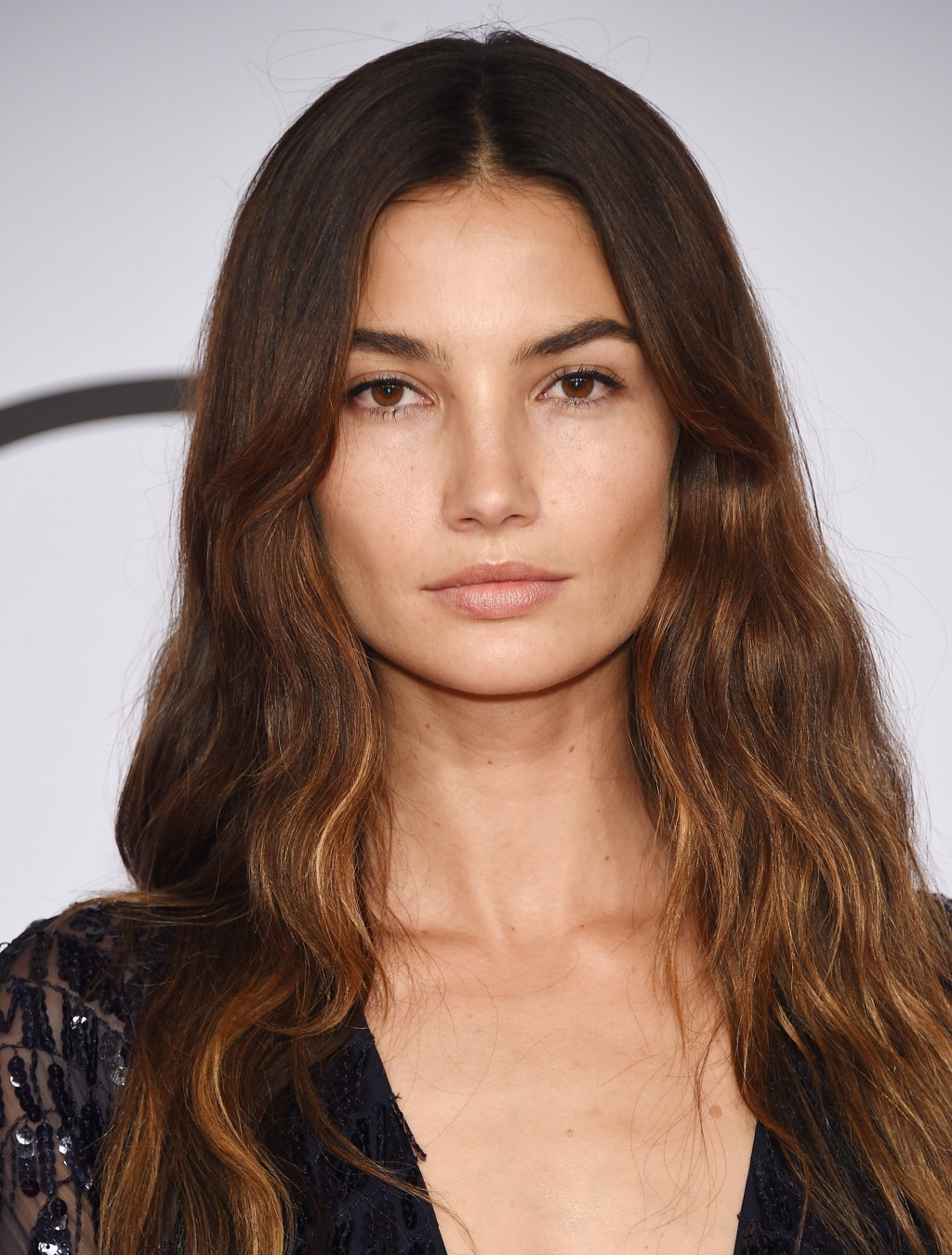 How to Get Lily Aldridge's Natural Barely-There Beauty Look