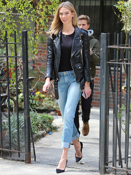 How to Wear Black in Summer: 5 Outfits Inspired by Karlie Kloss